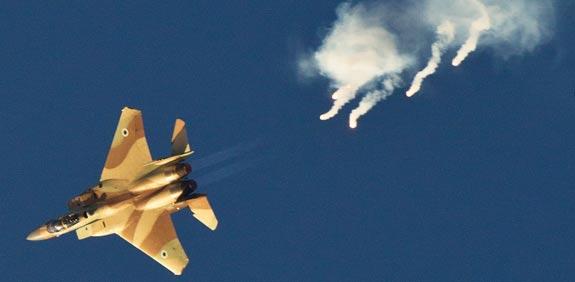 מטוס  F-15I   חיל האוויר / צלם: רויטרס